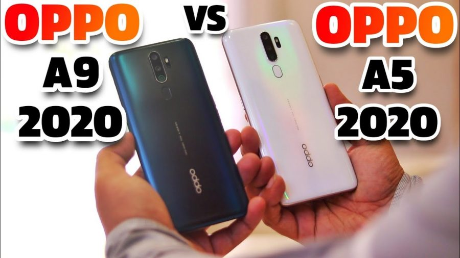 Oppo A9 2020 Color 1