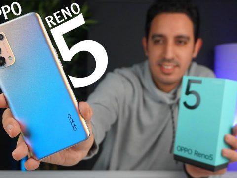 Oppo Reno 5 16
