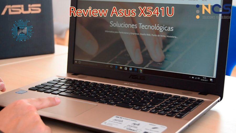 Portatil Asus A540Na 1