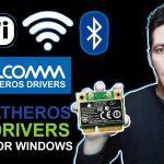 Qualcomm Atheros Wifi Driver Installation Windows 7 Asus 4