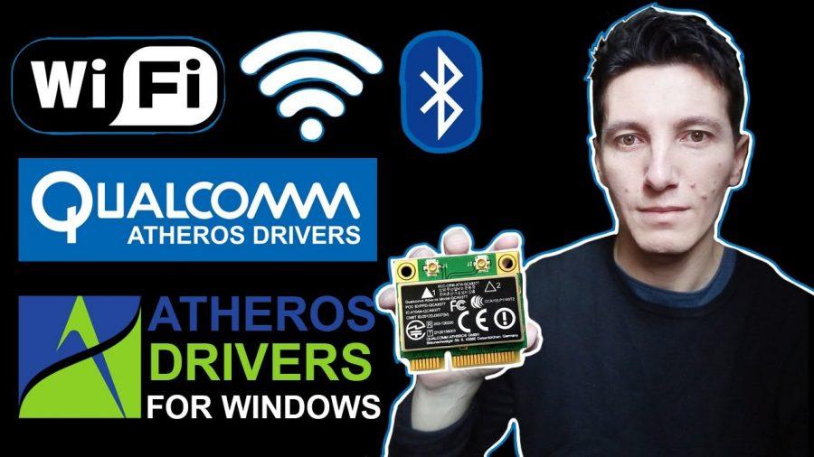 Qualcomm Atheros Wifi Driver Installation Windows 7 Asus 1
