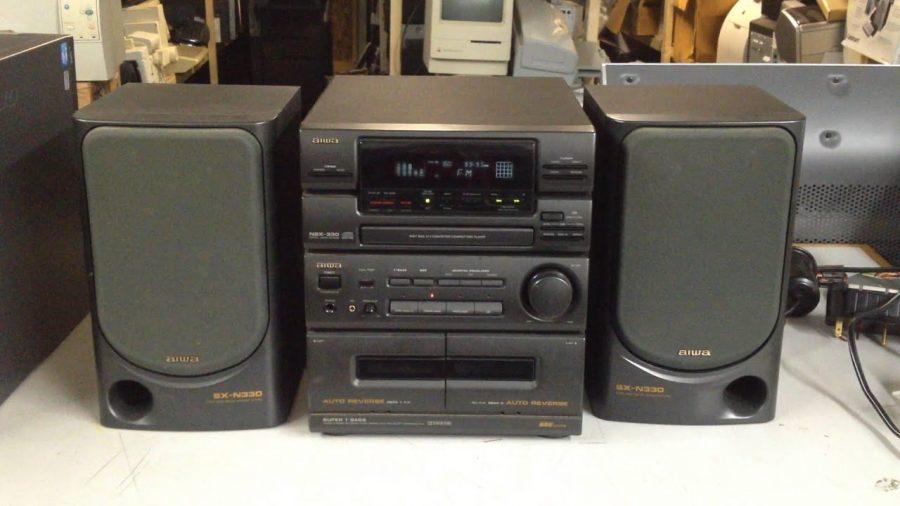 Radio Aiwa 1