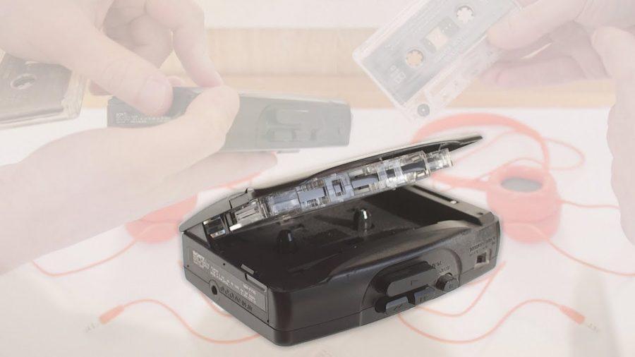 Reproductor De Cassette Aiwa 1