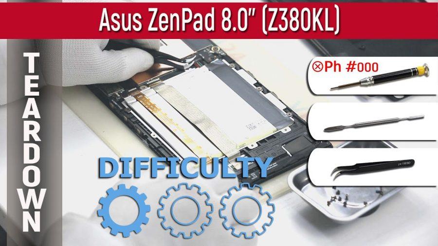 Root Asus Zenpad 8.0 Z380M 1