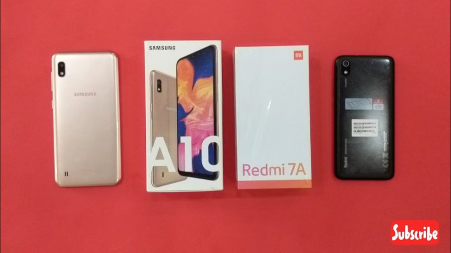 Samsung A10 Vs Xiaomi Redmi 6 1