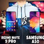 Samsung A50 Vs Xiaomi Mi 9T Pro 4
