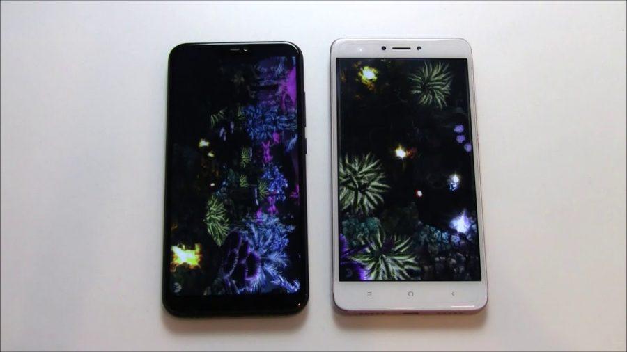 Samsung Galaxy Note 4 Vs Xiaomi Redmi Note 4 1