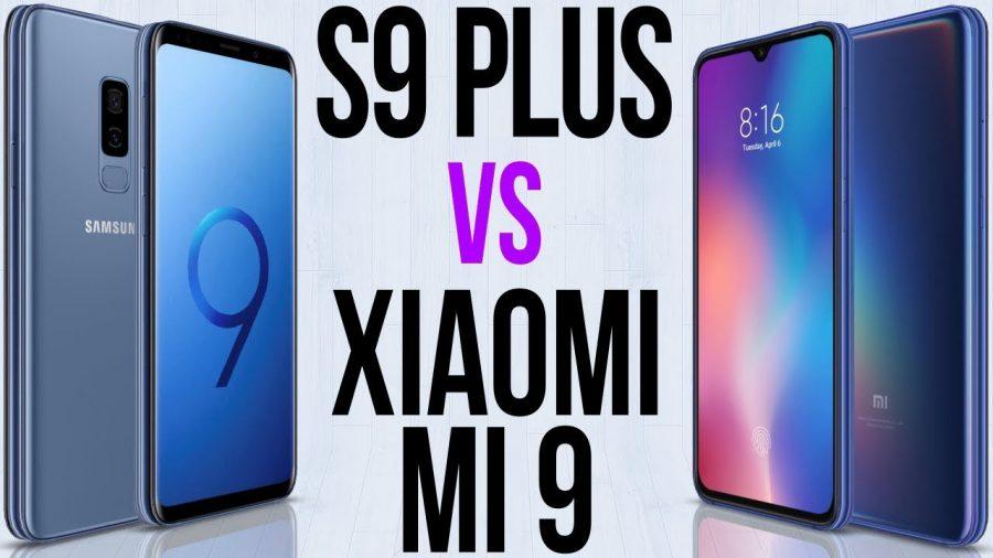 Samsung S9 Vs Xiaomi Mi 9T 1