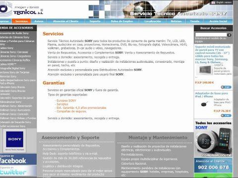 Servicio Oficial Aiwa Madrid 69