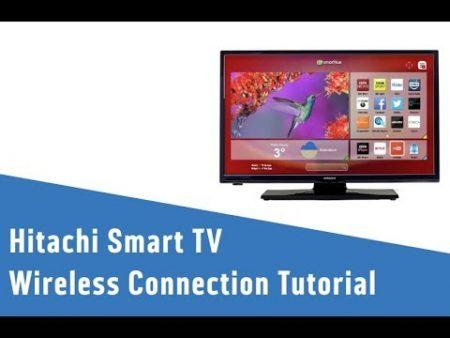 Smart Tv Hitachi 24He2000 10