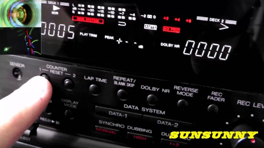 Stereo Radio Cassette Player Aiwa 1