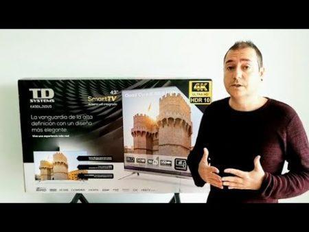 Td Systems K32Dlm8Hs Smart Tv 32 18
