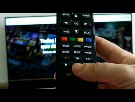 Td Systems K40Dlx9Fs Full Hd Smart Tv 59