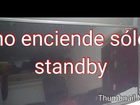 Televisor Td Systems No Enciende 14