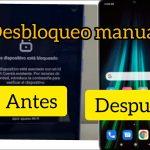 This Device Is Locked Xiaomi Español 1