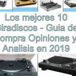 Tocadiscos Aiwa Opiniones 4