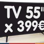 Tv 55 Led Ultra Hd 4K Smart Td Systems K55Dlg8Us 4