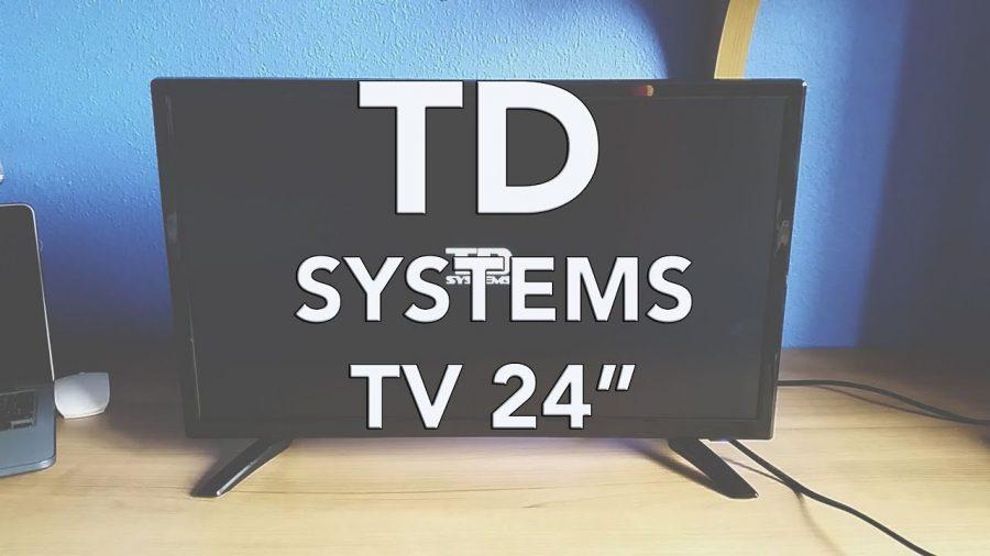 Tv Td Systems K50Dlx9Us 1