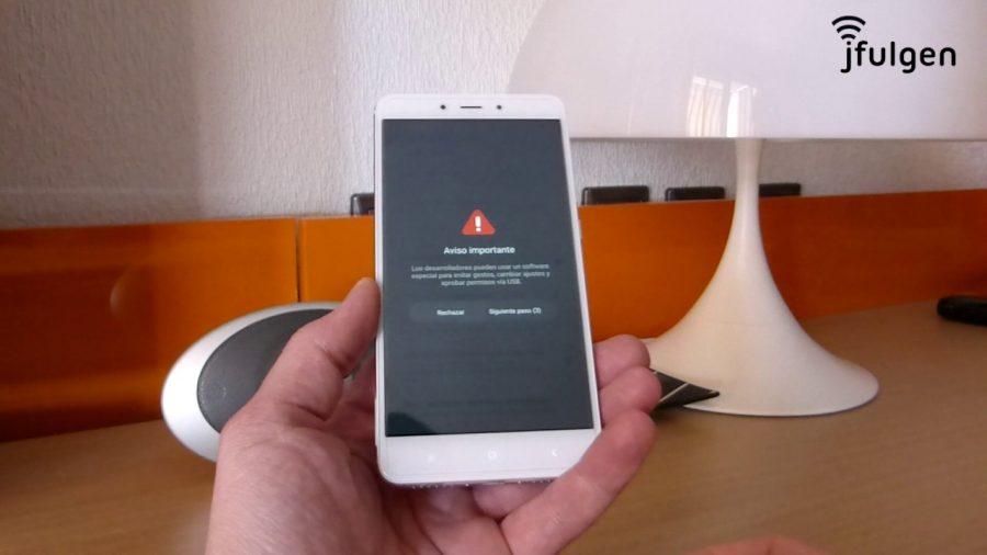 Usb Debugging Xiaomi Redmi Note 3 1