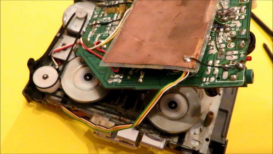 Walkman Aiwa Hs T50 1