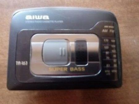 Walkman Aiwa Tx406 1