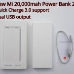 Xiaomi 20000Mah Mi Power Bank 2C 2