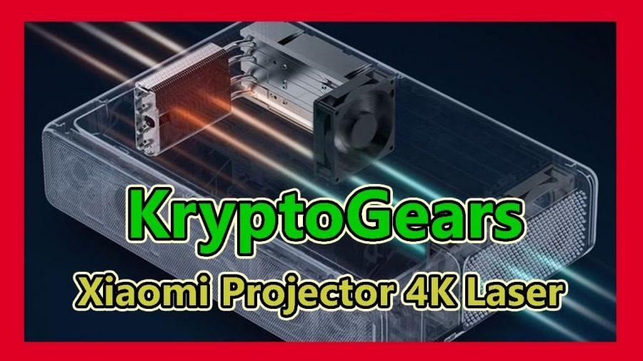 Xiaomi 4K Projector Mjjgtyds01Fm 1