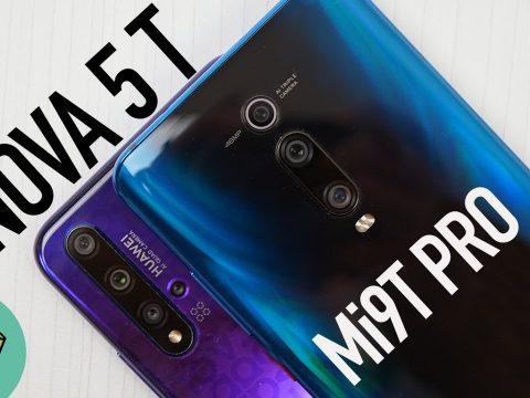 Xiaomi 9T Pro Vs Huawei Mate 20 Pro 40