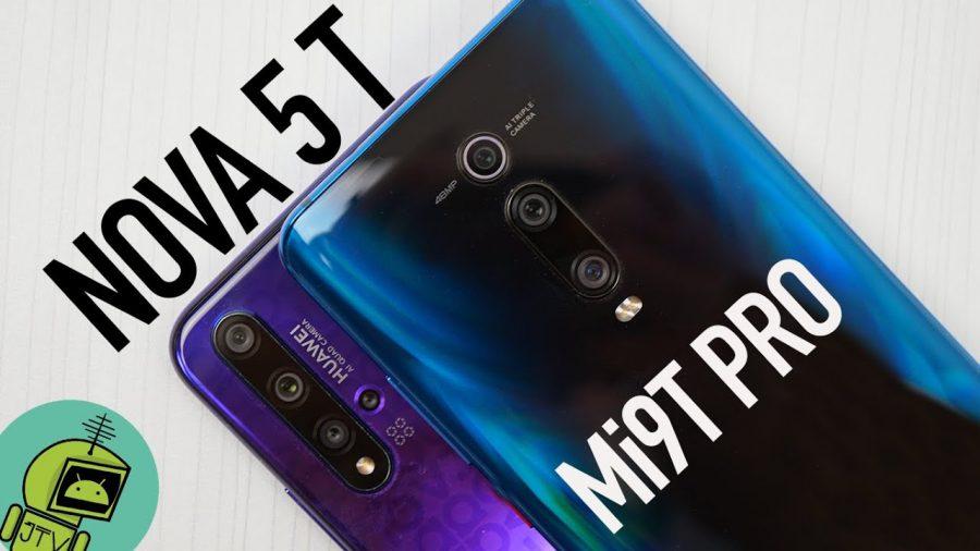 Xiaomi 9T Pro Vs Huawei Mate 20 Pro 1