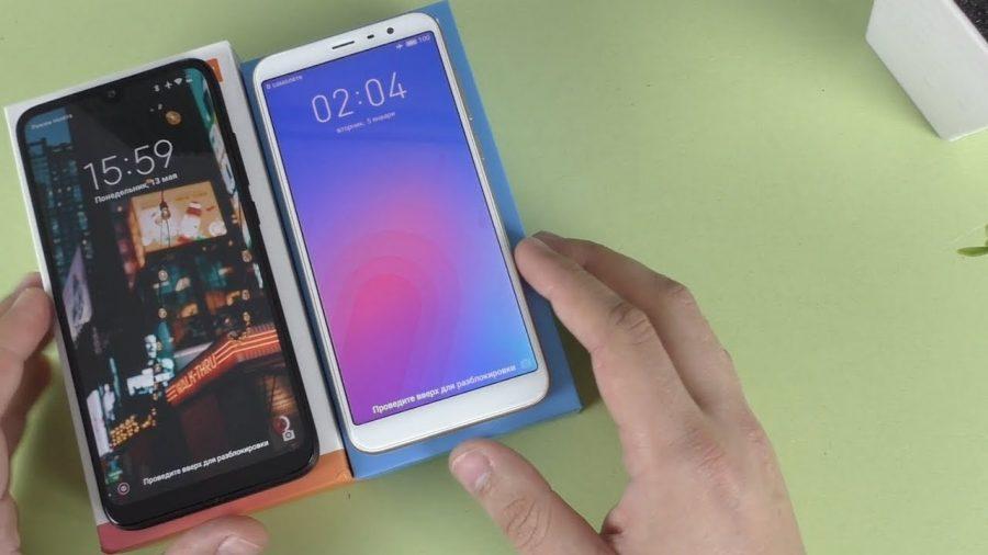Xiaomi Meizu M6 Note 1