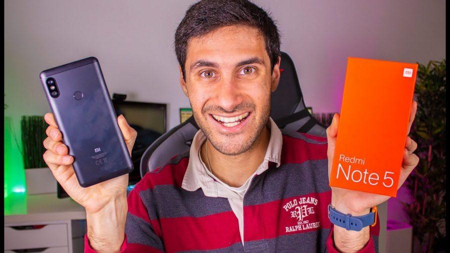Xiaomi Mi 6 Vs Redmi Note 5 1