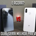Xiaomi Mi A2 O Xiaomi Mi 8 4