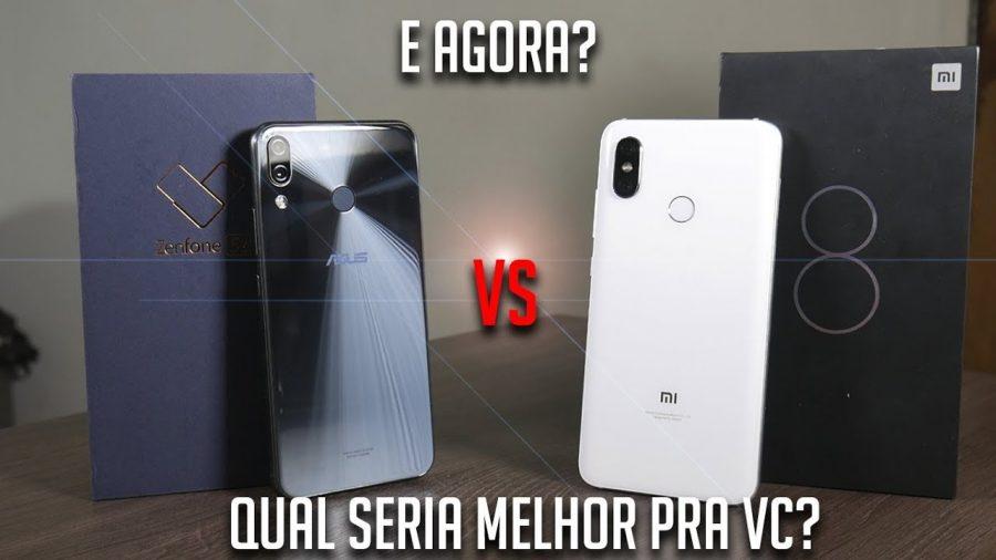 Xiaomi Mi A2 O Xiaomi Mi 8 1