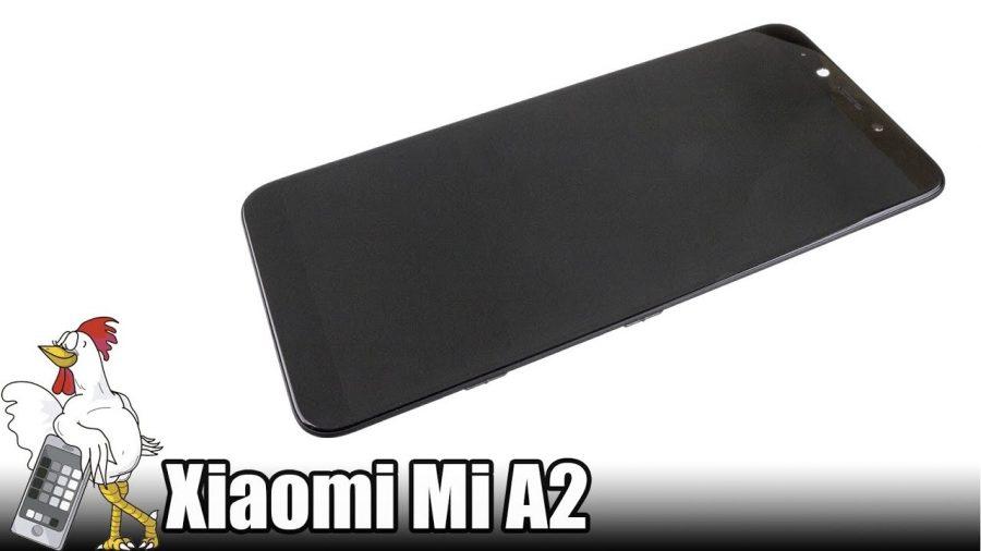 Xiaomi Mi A2 Pantalla Blanca 1