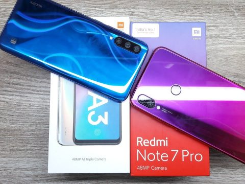 Xiaomi Mi A3 Vs Xiaomi Redmi 8 28