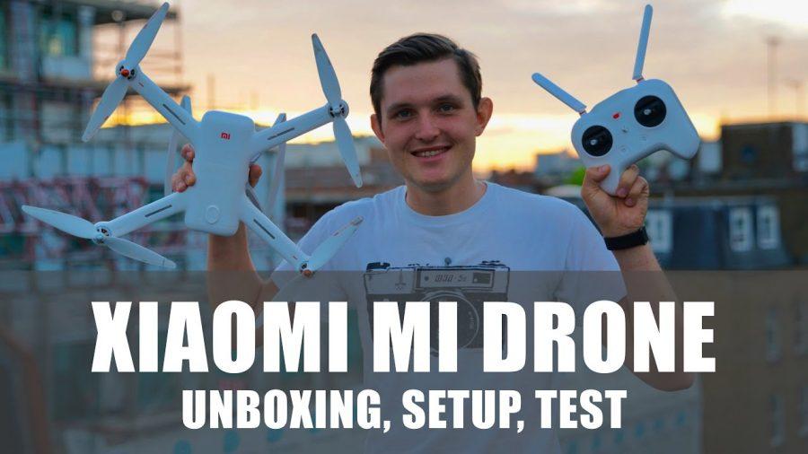 Xiaomi Mi Drone Mini Review 1