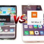 Xiaomi Mi Max 2 Vs Redmi Note 5 2