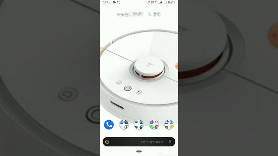 Xiaomi Mi Roborock S50 Vs S55 1