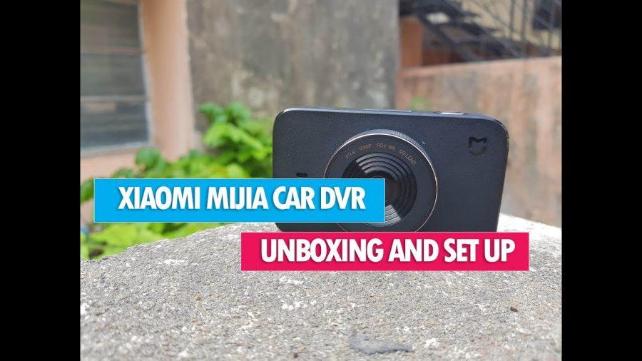 Xiaomi Mijia Dash Camera 1