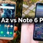 Xiaomi Note 6 Pro Vs Huawei P20 Lite 3