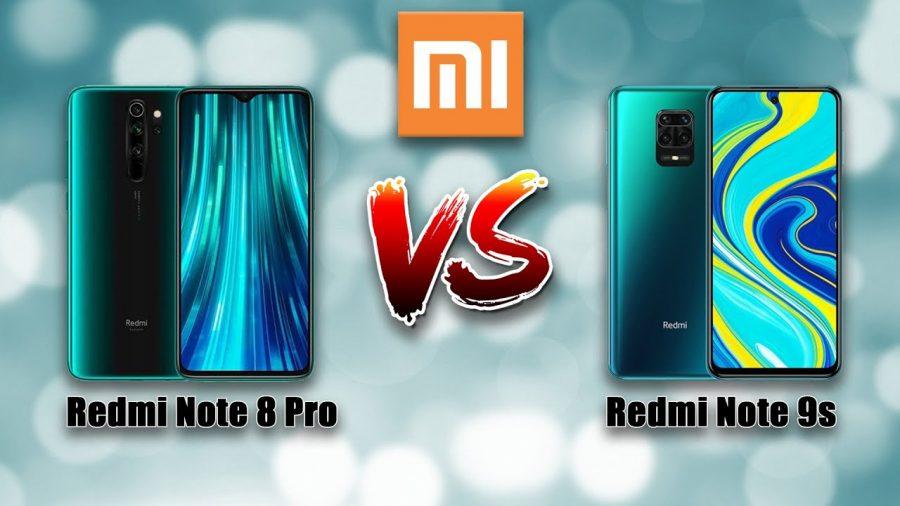 Xiaomi Note 8 Vs Redmi 8 1