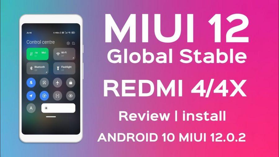 Xiaomi Redmi 4 Pro Global Rom 1