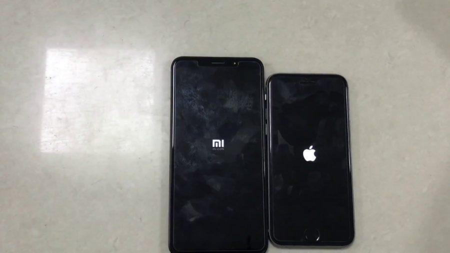 Xiaomi Redmi 5 Plus Vs Redmi 6 1