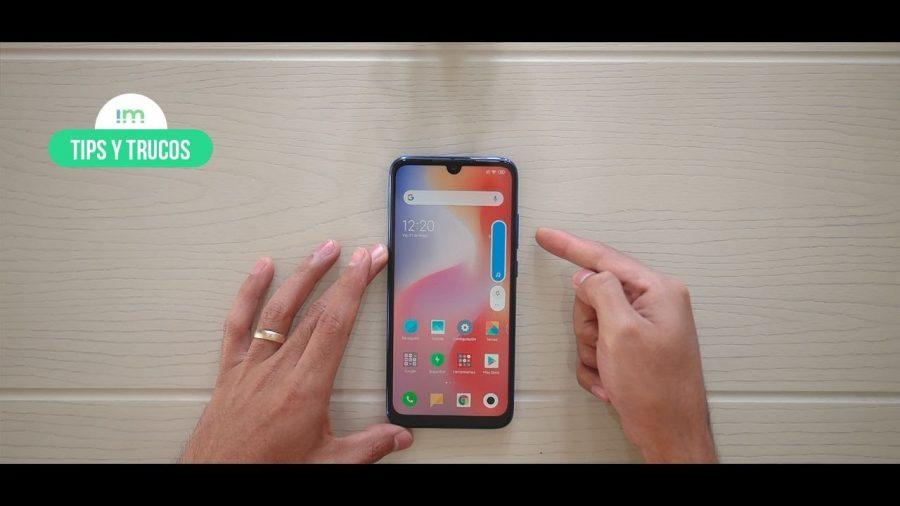 Xiaomi Redmi 7 Altavoces 1