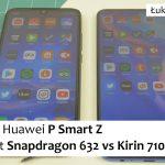 Xiaomi Redmi 7 O Huawei P Smart 2019 2