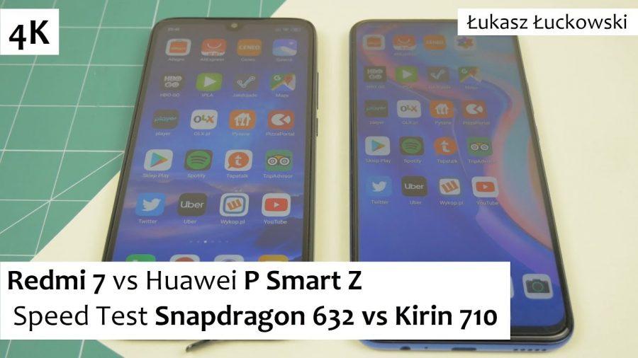 Xiaomi Redmi 7 O Huawei P Smart 2019 1
