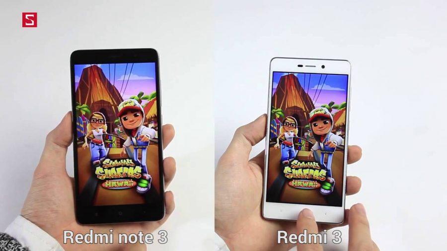 Xiaomi Redmi Note 3 Helio 1