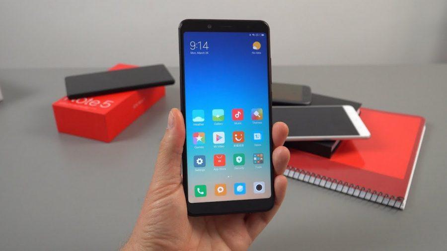 Xiaomi Redmi Note 5 Rom China 1