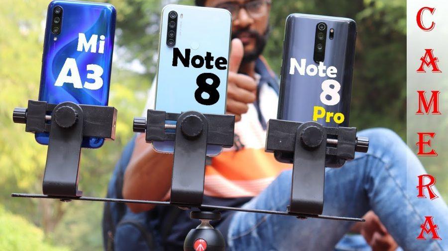 Xiaomi Redmi Note 8 Pro Vs Mi A1 1