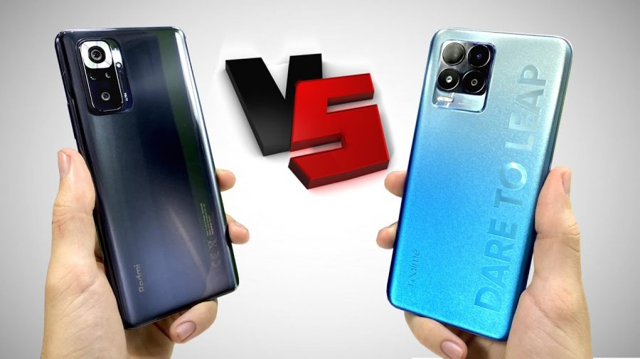 Xiaomi Redmi Note 8 Pro Vs Xiaomi Note 10 Pro 1